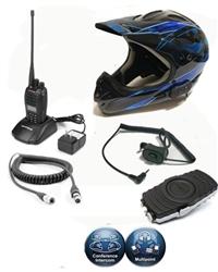 5watt Wireless Off Road Motorcycle 2way Radio System